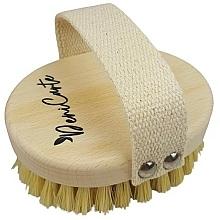 Fragrances, Perfumes, Cosmetics Anti-Cellulite Massage Cactus Fiber Brush - Deni Carte
