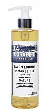 """Fragrances, Perfumes, Cosmetics Liquid Soap """"Nature"""" - La Corvette Liquid Soap"""
