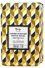 Fragrances, Perfumes, Cosmetics Toilet Soap - Baija Festin Royal Perfumed Soap