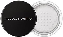 Fragrances, Perfumes, Cosmetics Transparent Loose Powder - Makeup Revolution Pro Loose Finishing Powder
