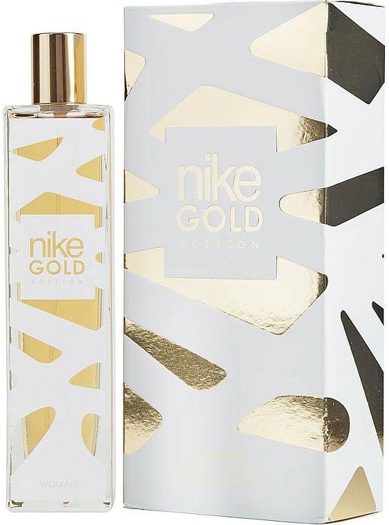 Nike Gold Edition Woman - Eau de Toilette