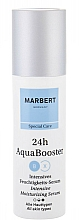 Fragrances, Perfumes, Cosmetics Moisturizing Face Serum - Marbert 24h AquaBooster Intensive Moisturizing Serum