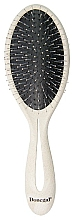 Fragrances, Perfumes, Cosmetics Biodegradable Hair Brush 1276, beige - Donegal Eco Brush