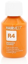 Fragrances, Perfumes, Cosmetics Moisturizing Protective Hair Fluid - Hairmed R4 Moisturizing And Protective Re-Building Fluid