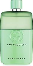 Fragrances, Perfumes, Cosmetics Gucci Guilty Love Edition Pour Homme - Eau de Toilette