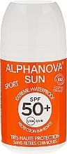 Fragrances, Perfumes, Cosmetics Roll-On Sunscreen - Alphanova Sun Roll On Sport SPF 50+