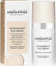 Fragrances, Perfumes, Cosmetics Antioxidant Eye Cream - Estelle & Thild Biodefense Antioxidant Eye Cream