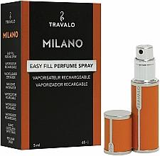 Fragrances, Perfumes, Cosmetics Atomizer - Travalo Milano Orange