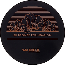 Fragrances, Perfumes, Cosmetics Face Foundation - Brelil Professional BB Bronze Foundation