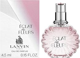 Fragrances, Perfumes, Cosmetics Lanvin Eclat de Fleurs - Eau de Parfum (mini size)