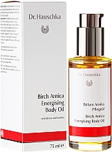 "Fragrances, Perfumes, Cosmetics Body Oil ""Birch & Arnica"" - Dr. Hauschka Birch Arnica Energising Body Oil"