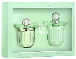 Fragrances, Perfumes, Cosmetics Women Secret Eau It's Fresh - Set (edt/100ml + b/lot/200ml)