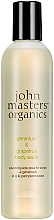 "Fragrances, Perfumes, Cosmetics Shower Gel ""Geranium and Grapefruit"" - John Masters Organics Geranium & Grapefruit Body Wash"