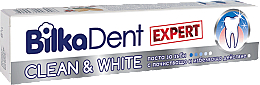 Fragrances, Perfumes, Cosmetics Toothpaste - Bilka Dent Expert Clean & White Toothpaste