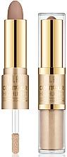 Fragrances, Perfumes, Cosmetics Face Contour-Highlighter - Milani Contour & Highlight Cream & Liquid Duo