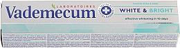 Fragrances, Perfumes, Cosmetics Pro Vitamin Whitening Toothpaste - Vademecum Pro Vitamin Whitening Toothpaste