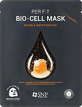 Fragrances, Perfumes, Cosmetics Propolis Bio-Cell Mask - SNP Double Moisturizing Bio-Cell Mask