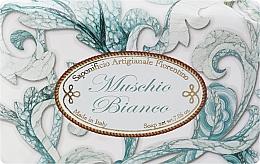 """Fragrances, Perfumes, Cosmetics Toilet Soap """"White Musk"""" - Saponificio Artigianale Fiorentino White Musk"""