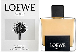 Fragrances, Perfumes, Cosmetics Loewe Solo Loewe After Shave Balm - After Shave Balm