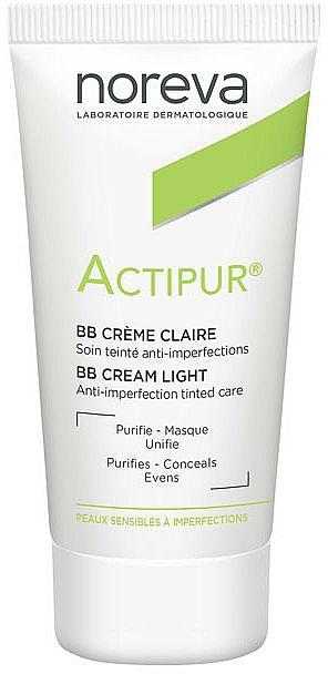 BB-Cream - Noreva Laboratoires Actipur Tinted BB Cream