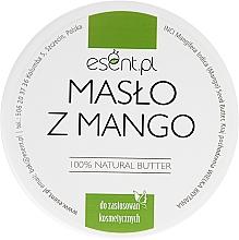 Fragrances, Perfumes, Cosmetics Natural Mango Butter 100% - Esent