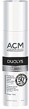 Fragrances, Perfumes, Cosmetics Anti-Aging Sun Cream SPF50+ - ACM Laboratoire Duolys Anti-Aging Sunscreen Cream SPF 50+