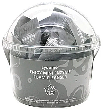 Fragrances, Perfumes, Cosmetics Enzyme Cleansing Foam - Ayoume Enjoy Mini Enzyme Foam Cleanser