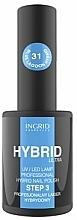 Fragrances, Perfumes, Cosmetics Nail Gel Polish - Ingrid Cosmetics Hybrid Ultra Nail Polish