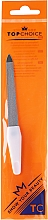 Fragrances, Perfumes, Cosmetics Nail File, 7200, white - Top Choice