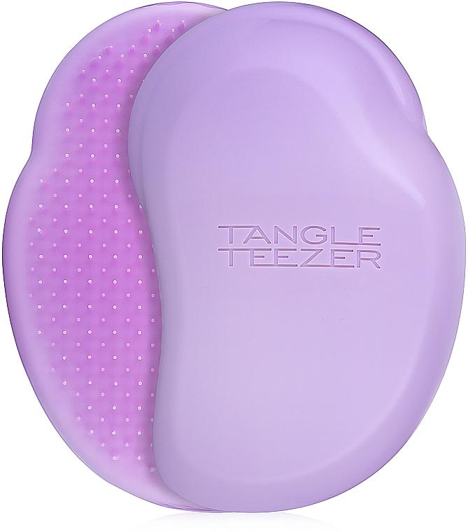 Hair Brush, violet - Tangle Teezer The Original Fine & Fragile Pink Dawn