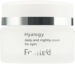 Fragrances, Perfumes, Cosmetics Eye Cream - ForLLe'd Hyalogy Daily And Nightly Cream For Eyes