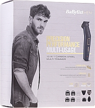 Fragrances, Perfumes, Cosmetics Haircut Set - BaByliss Men MT728E