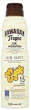 Fragrances, Perfumes, Cosmetics Sun Body Spray - Hawaiian Tropic Silk Hydration Air Soft Protective Mist SPF 15