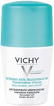 "Fragrances, Perfumes, Cosmetics Roll-On Antiperspirant Deodorant ""48H Intensive"" - Vichy Deo Intense Transpiration Roller 48H"