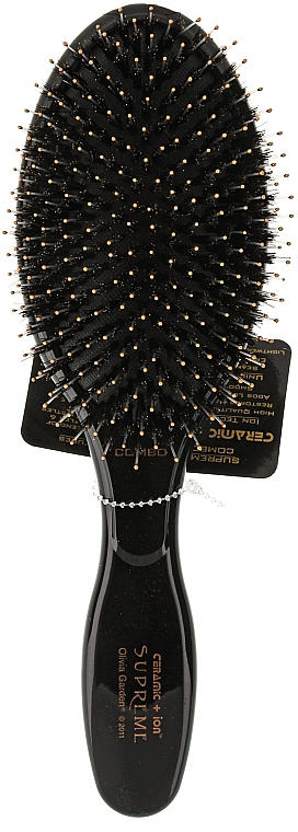 Massage Hair Brush - Olivia Garden Ceramic+Ion Supreme Combo