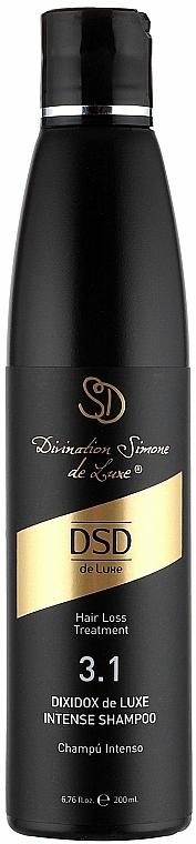 Dixidox de Luxe Intensive Shampoo #3.1 - Divination Simone De Luxe Dixidox DeLuxe Intense Shampoo — photo N3