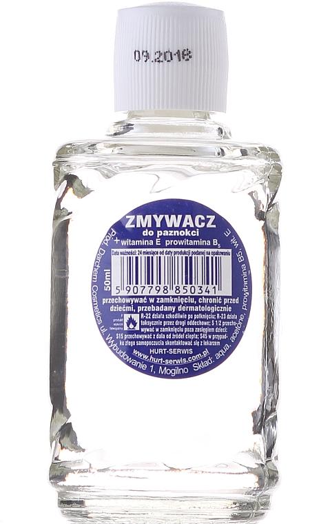 Nail Polish Remover with Vitamin E and Provitamin B5 - Darchem
