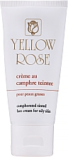 Fragrances, Perfumes, Cosmetics Special Care Cream for Oily & Acne-Prone Skin - Yellow Rose