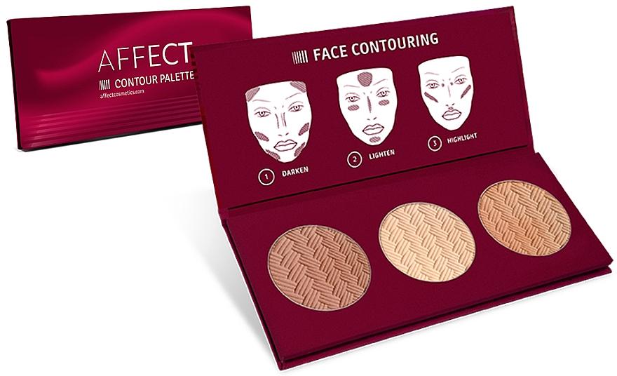Face Contour Palette - Affect Cosmetics Contour Palette