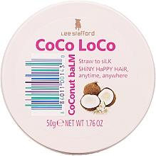 Fragrances, Perfumes, Cosmetics Hair Balm - Lee Stafford Coco Loco Coconut Balm