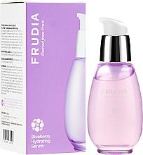 Fragrances, Perfumes, Cosmetics Moisturizing Face Serum with Blueberry - Frudia Blueberry Hydrating Serum