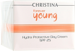Fragrances, Perfumes, Cosmetics Hydra Protective Day Cream - Christina Forever Young Hydra Protective Day Cream SPF25