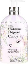 """Fragrances, Perfumes, Cosmetics Liquid Hand Soap """"Unicorn"""" - Baylis & Harding Beauticology Unicorn Candy Hand Wash"""