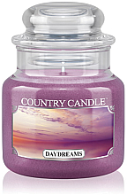 """Fragrances, Perfumes, Cosmetics Scented Candle """"Daydreams"""" (jar) - Country Candle Daydreams"""