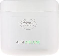 Fragrances, Perfumes, Cosmetics Oil Control Alginate Mask, green - Jadwiga Saipan Algi Zielone