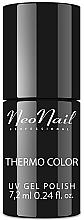Fragrances, Perfumes, Cosmetics Thermo Nail Gel Polish, 7.2ml - NeoNail Professional UV Gel Polish Color