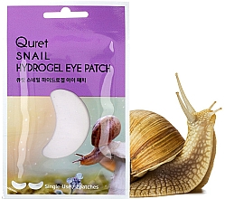 Fragrances, Perfumes, Cosmetics Eye Patches - Quret Snail Hydrogel Eye Patch