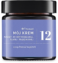 Fragrances, Perfumes, Cosmetics Herbal Cream - Fitomed Herbal Cream Nr12