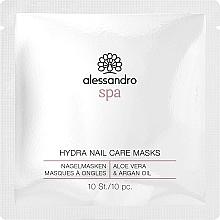 Fragrances, Perfumes, Cosmetics Nail Mask - Alessandro Spa Hydra Nail Care Mask