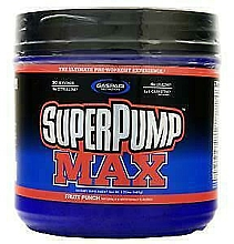 Fragrances, Perfumes, Cosmetics Fruit Punch Multivitamin Supplement - Gaspari Nutrition SuperPump Max Fruit Punch